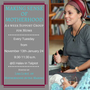 tuesday support group for moms