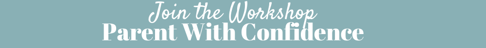 parent with confidence workshop